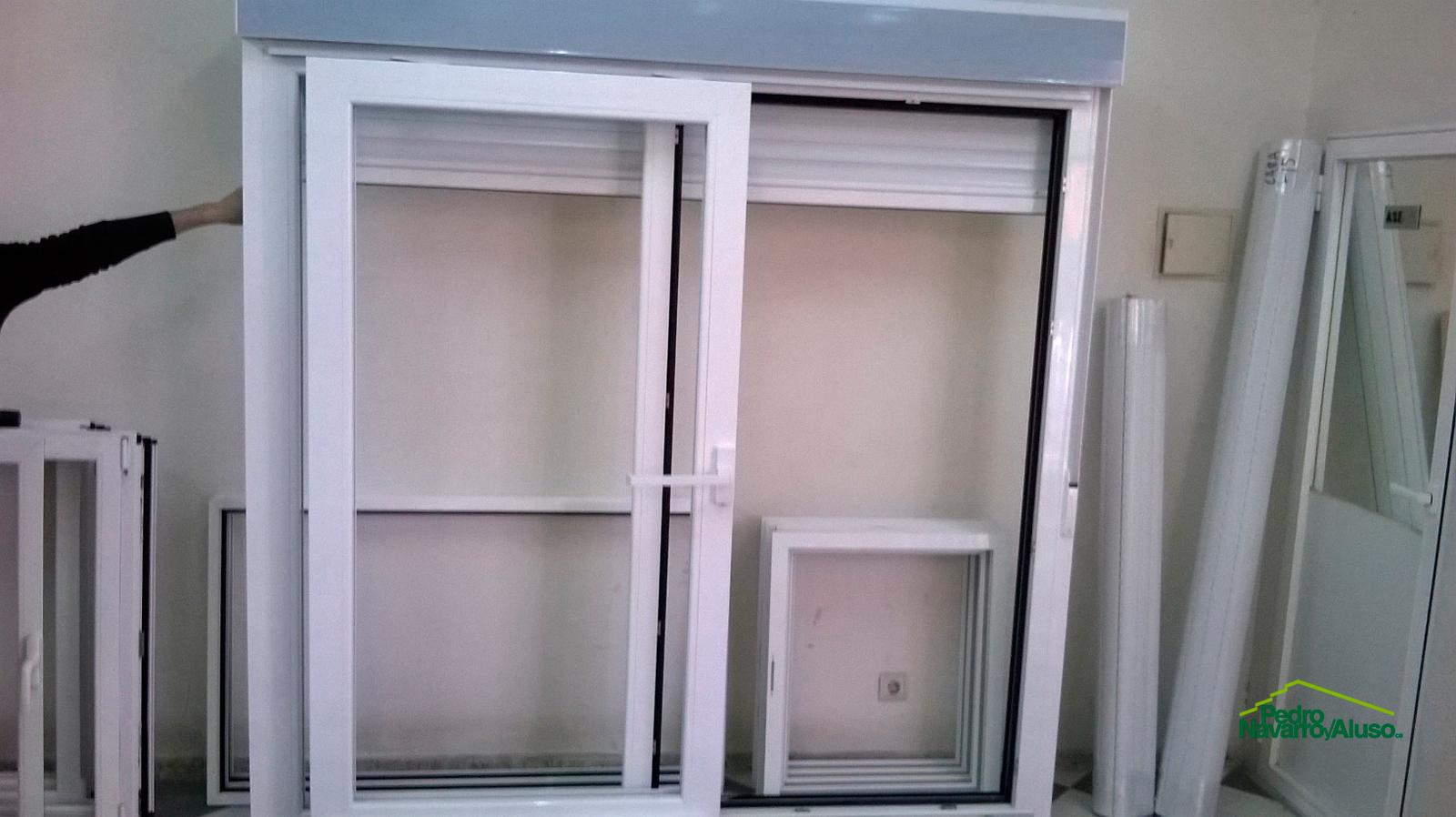 Trabajos Realizados en Ventanas Pvc-Aluminio