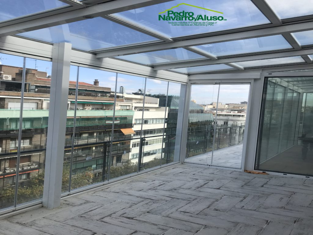 TRABAJO REALIZADO EN MADRID CALLE MARTINEZ CAMPOS